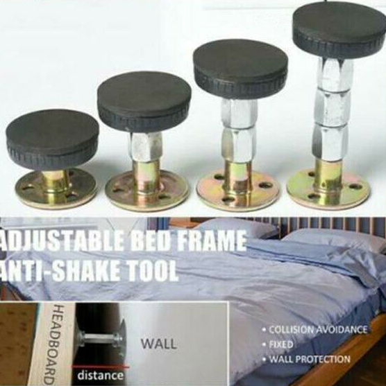 Adjustable Threaded Bed Frame anti-shake tool  ( Buy 2 Get Extra 10% Off )