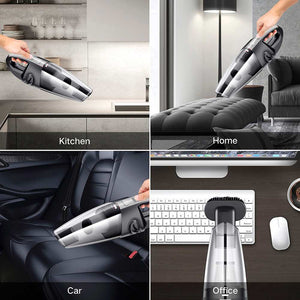 Portable Rechargeable Vacuum Cleaner ( Buy 2 Get Extra 10% Off )