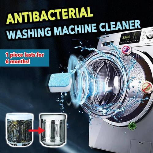 Antibacterial Washing Machine Cleaner 6 Pieces/Set ( Buy 2 Get Extra 10% Off )