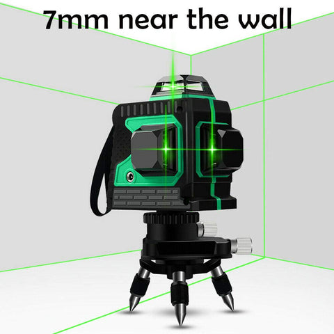 3D Self Leveling Line Laser Level with Pulse - easeable.com