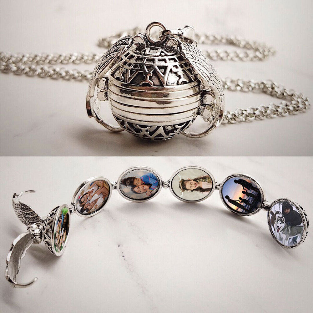 Expanding Photo Locket ( Buy 2 Get Extra 10% Off )