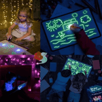 Light Drawing - Fun And Developing Toy ( Holiday Sales - Buy 2 Get Extra 10% Off )