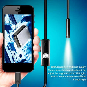 USB LED Ear Endoscope - Peek Into Any Small Corner TopViralPick