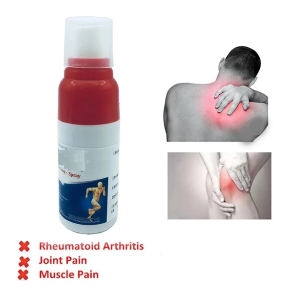 Arthritis Relief Spray ( Buy 2 Get Extra 10% Off )