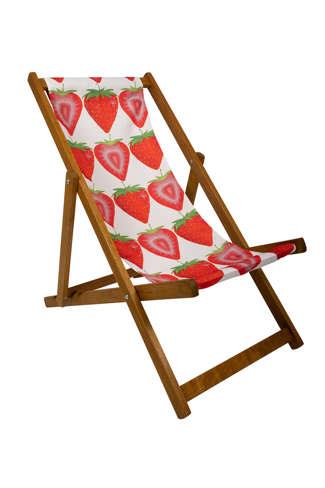 Strawberry Deck Chair