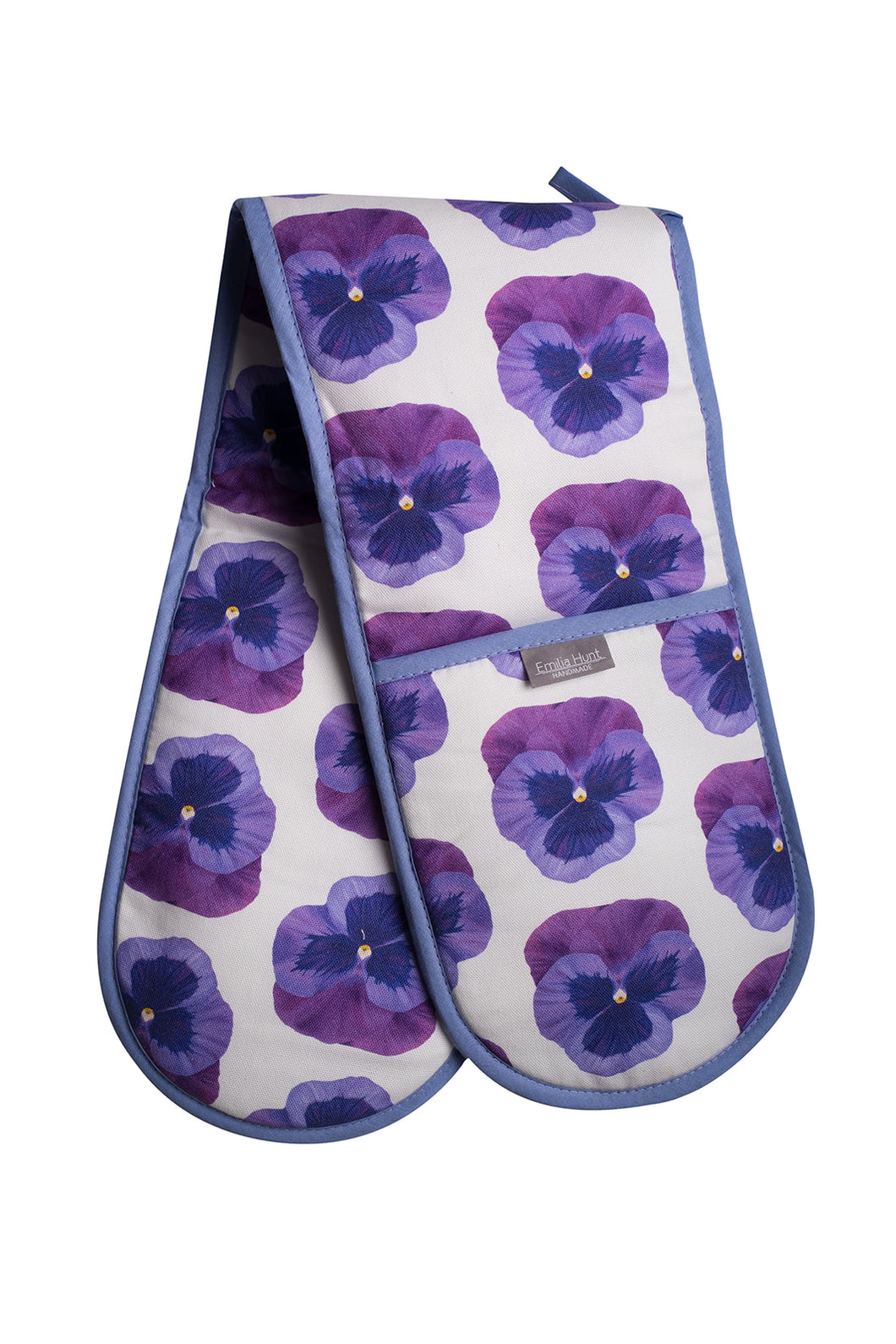 Pansy Double Oven Gloves