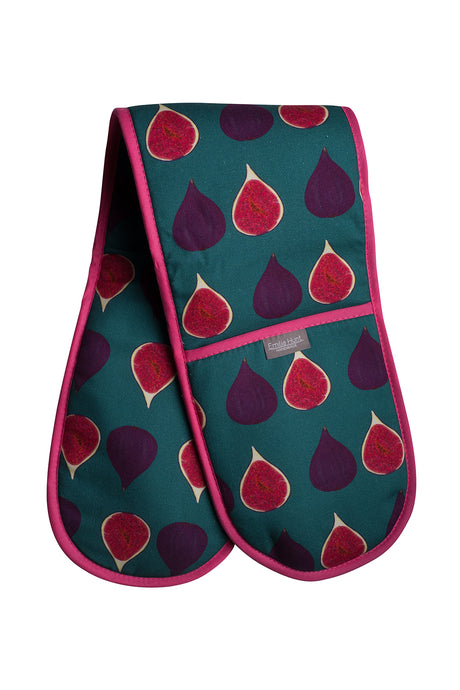 Fig Double Oven Gloves