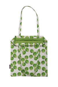 White Sprout Tote Bag