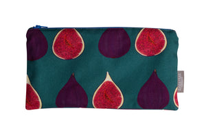 Fig Zip Pouch - Large