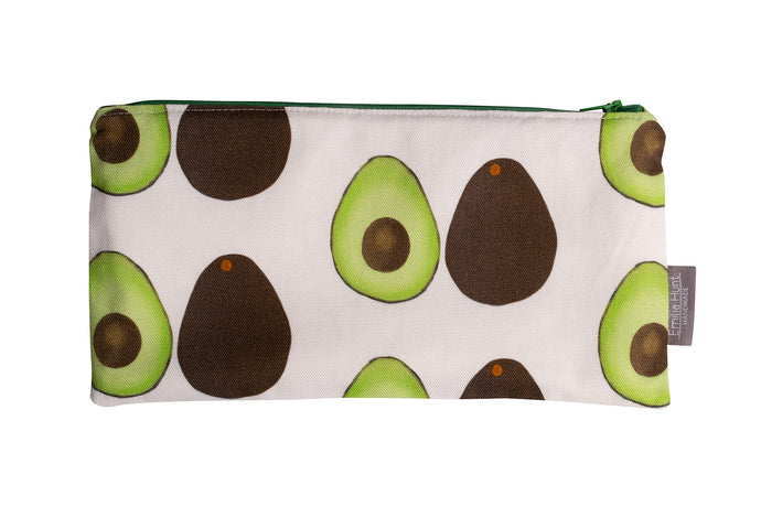 Avocado Zip Pouch - Large