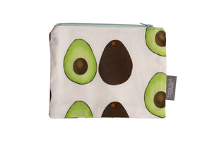 Avocado Zip Pouch - Medium