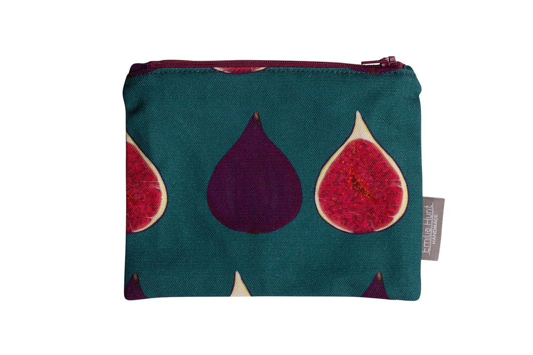 Fig Zip Pouch - Medium