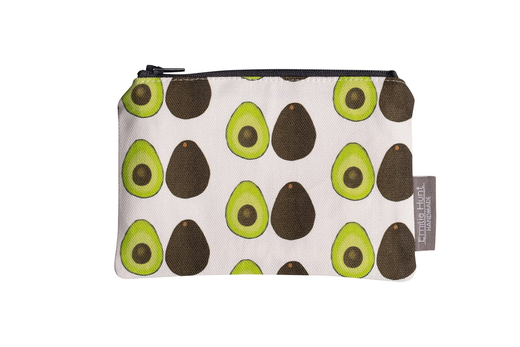 Avocado Zip Pouch - Small