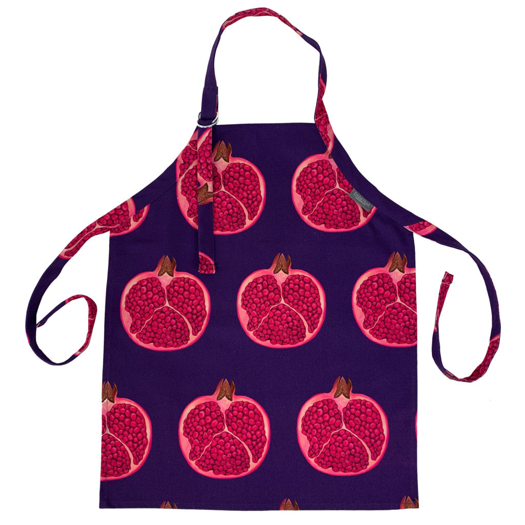 Pomegranate Child Apron