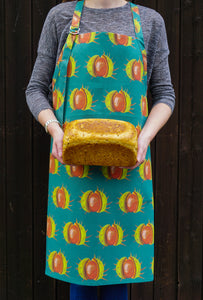 Green Conker Adult Apron