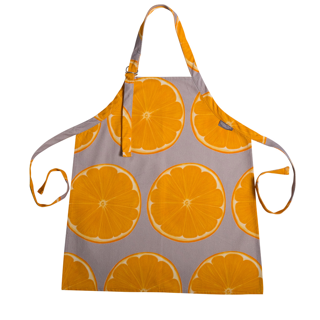 Orange Slice Child Apron
