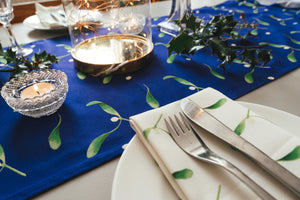 Mistletoe Table Runner