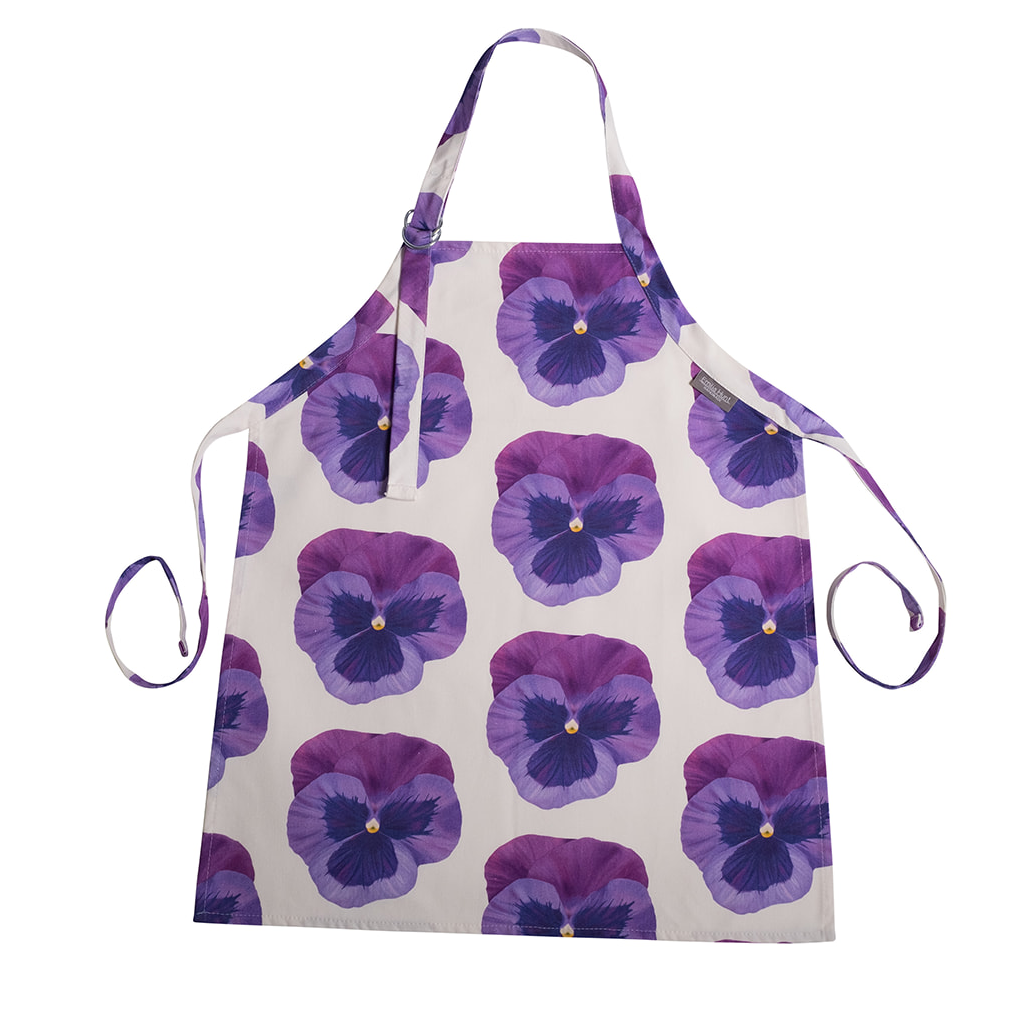Pansy Child Apron