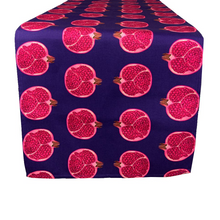 Load image into Gallery viewer, Pomegranate Table Runner