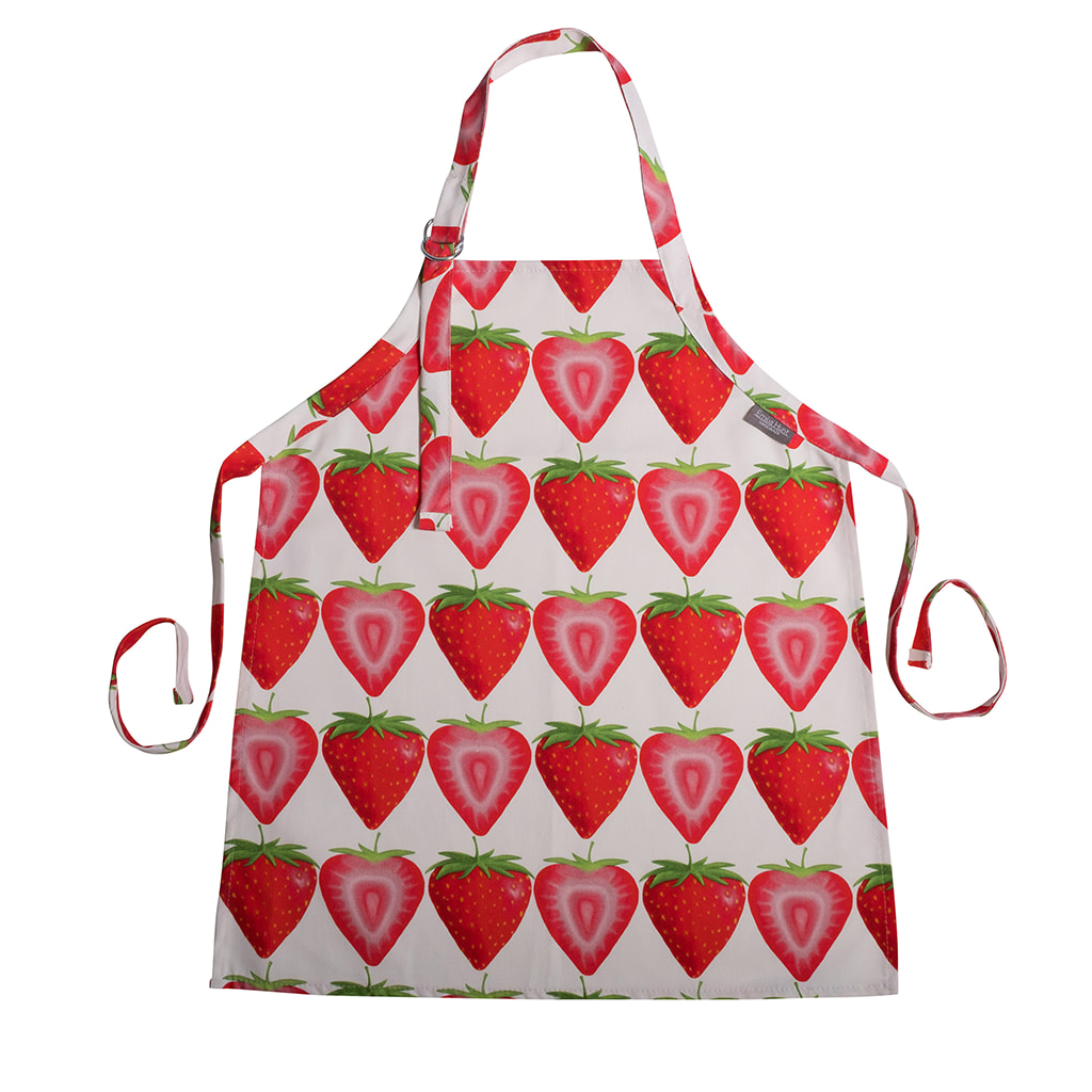 Strawberry Child Apron