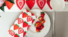 Strawberry Napkin