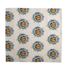 Load image into Gallery viewer, White Passion Flower Napkin
