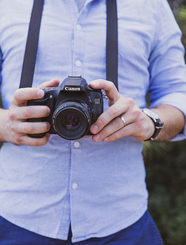photographie camstrap