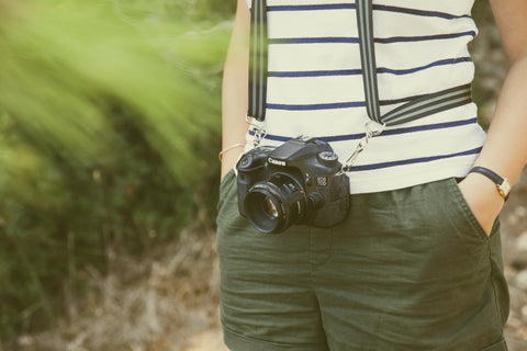 nature camstrap photographie