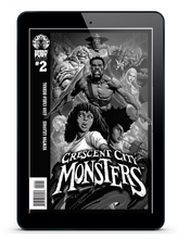 Load image into Gallery viewer, DIGITAL COPY: Crescent City Monsters #2 (PDF)