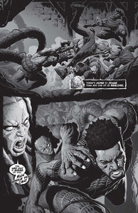 Crescent City Monsters #2 (Regular Cover)