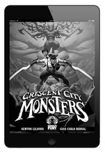 Load image into Gallery viewer, DIGITAL COPY: Crescent City Monsters #1 (PDF)