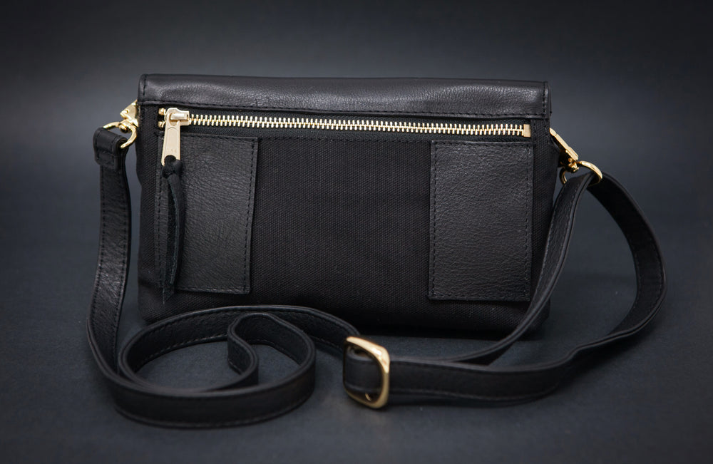 SIGNATURE LYLO - BLACK LEATHER