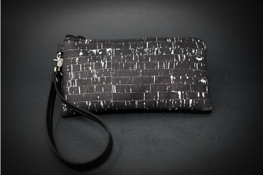 LYLO MINI - BLACK & SILVER CORK