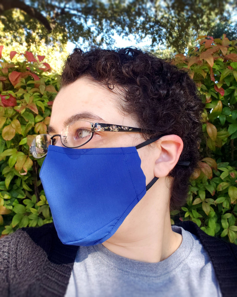 Blue Sky Mask Set : Pixel Blue Sky, Blue, Gray