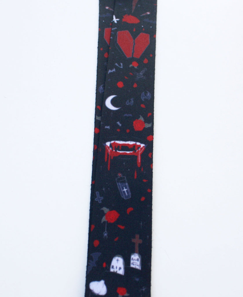 Vampire Night Lanyard