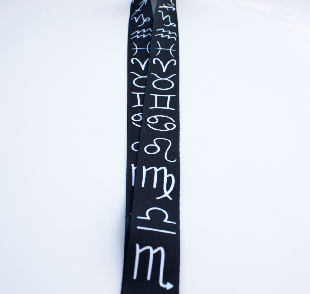 Astrology Lanyard