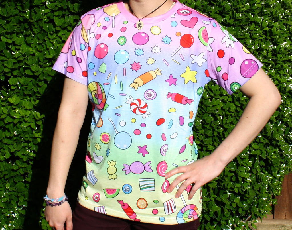 Rainbow Candy T-shirt - 33% Off