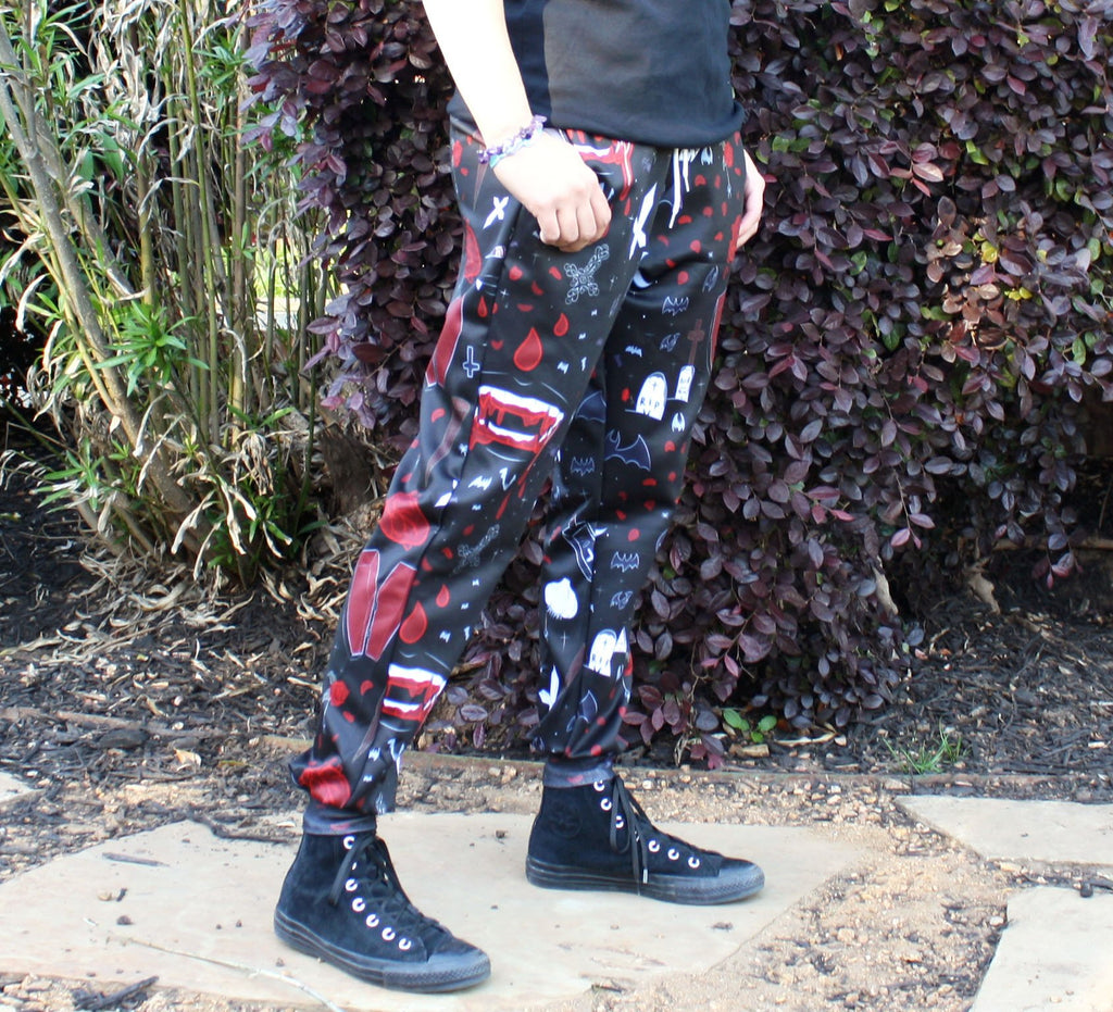PREORDER Vampire Night Jogger Pants
