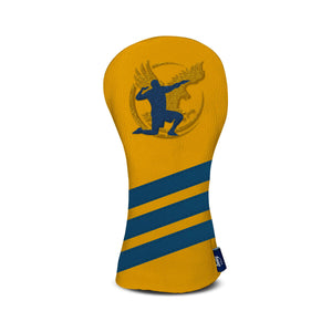 CB 10 Yellow Headcover