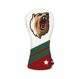 California Bear Headcover