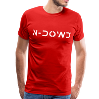 Logo unisex T-Shirt - red