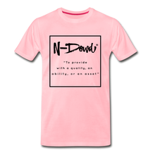 Load image into Gallery viewer, Definition unisex Tee - pink