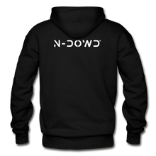 Load image into Gallery viewer, Black Chakra Unisex Hoodie - black