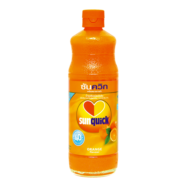 Sunquick orange juice Bottle. 1000 Ml.