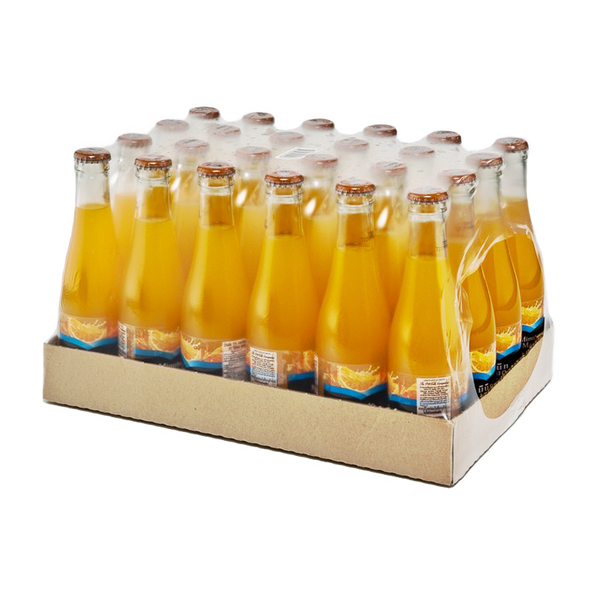 Minute Maid 15% ORANGE JUICE 250 ML. x 24 Bottle