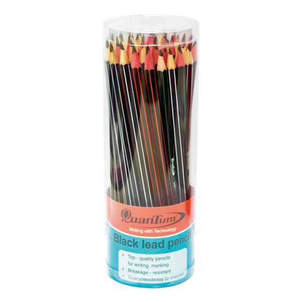 Quantum Pencil 2B 50 pc x1 pack