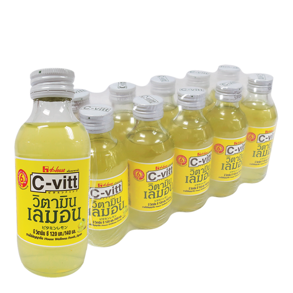 C-VITT LEMON 140 ml. pack. 10 bottle.