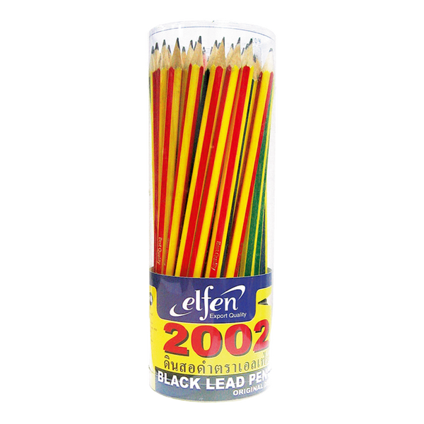 Elfen Pencil HB 50 pc x1 pack