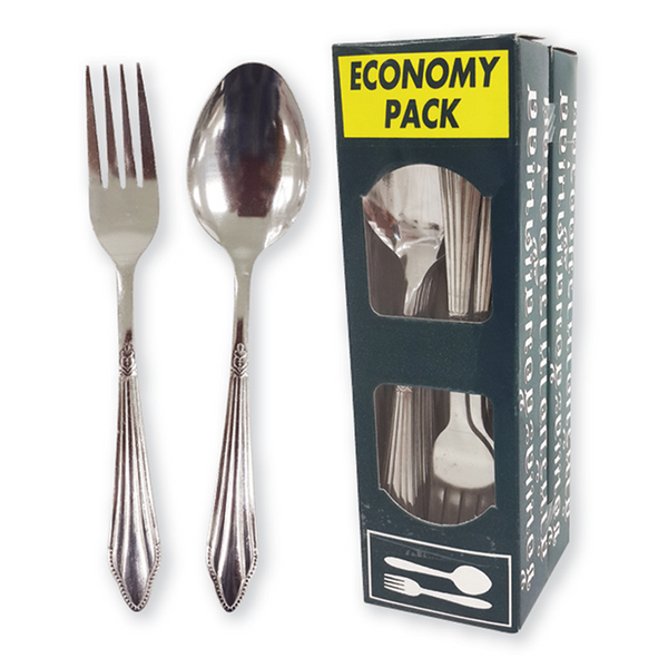 SPOON-FORK 1.3MM. 12pairs x PACK