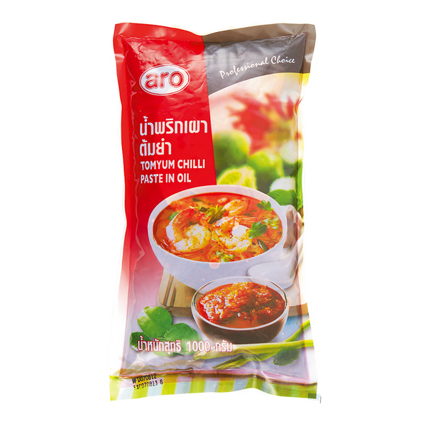 aro TOMYUM CHILI PASTE Unit. 1000 g.